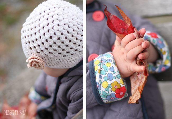 Missis Pf: Häkelmütze für kleine Herbstkinder | DIY - Crochet ...