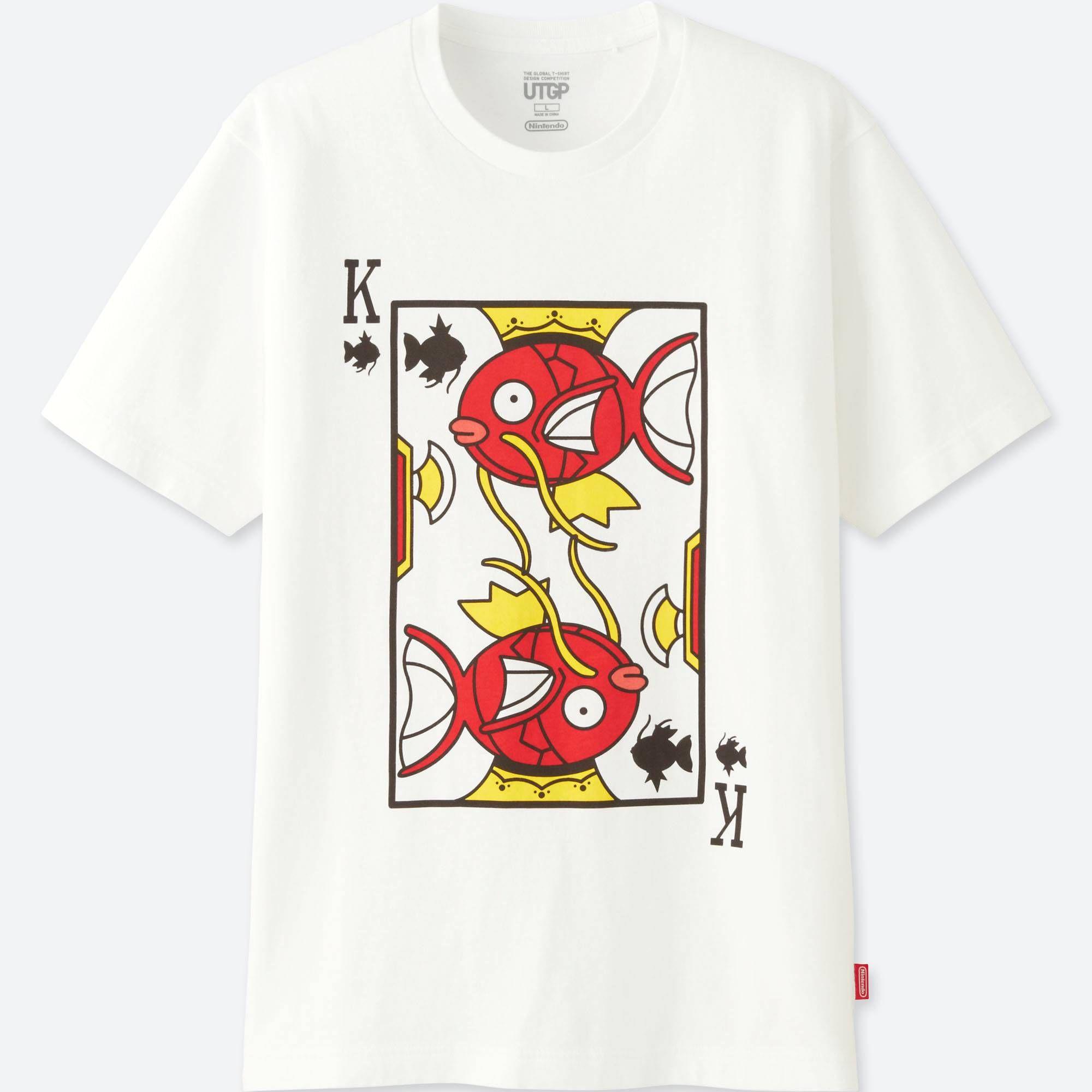 0d949d14 Image result for pokemon uniqlo | pokeqlo | Uniqlo, Mens tops, Shirts