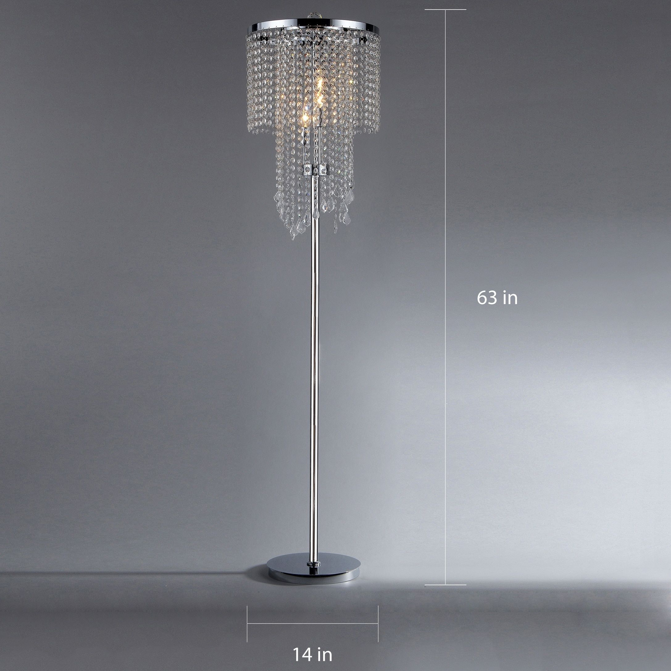 Overstock Com Online Shopping Bedding Furniture Electronics Jewelry Clothing More Crystal Floor Lamp Floor Lamp Lamp
