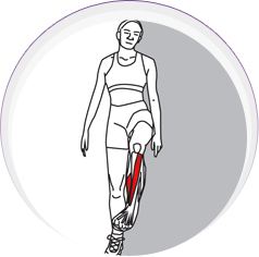 Fibularis Longus & Brevis stretch 3 | Fitness, Beauty ...