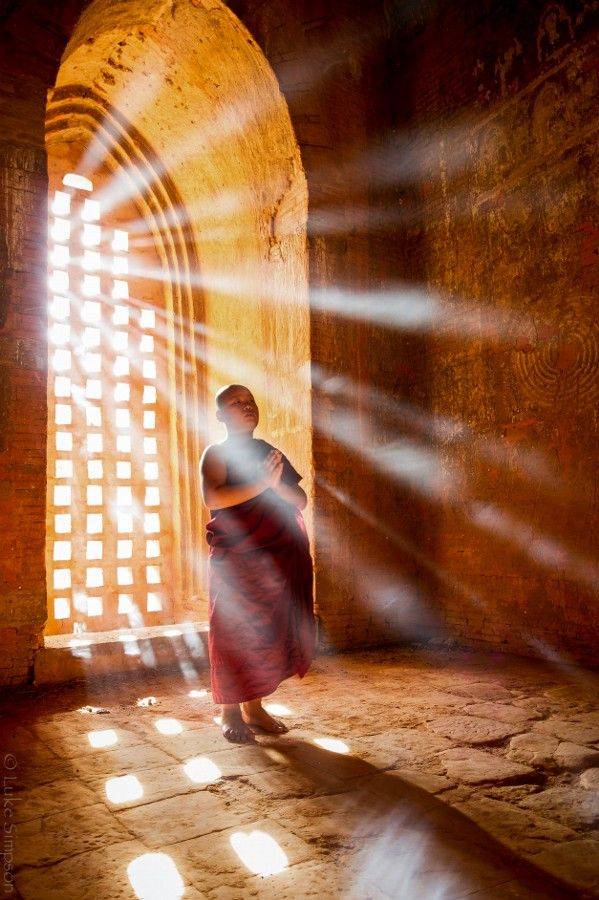 Invocation and Prayer ☽ Navigating the Mystery ☽ Golden Rays of Light