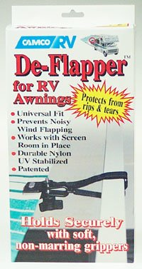 De Flapper For Rv Awnings Camco Camping Essentials Camping