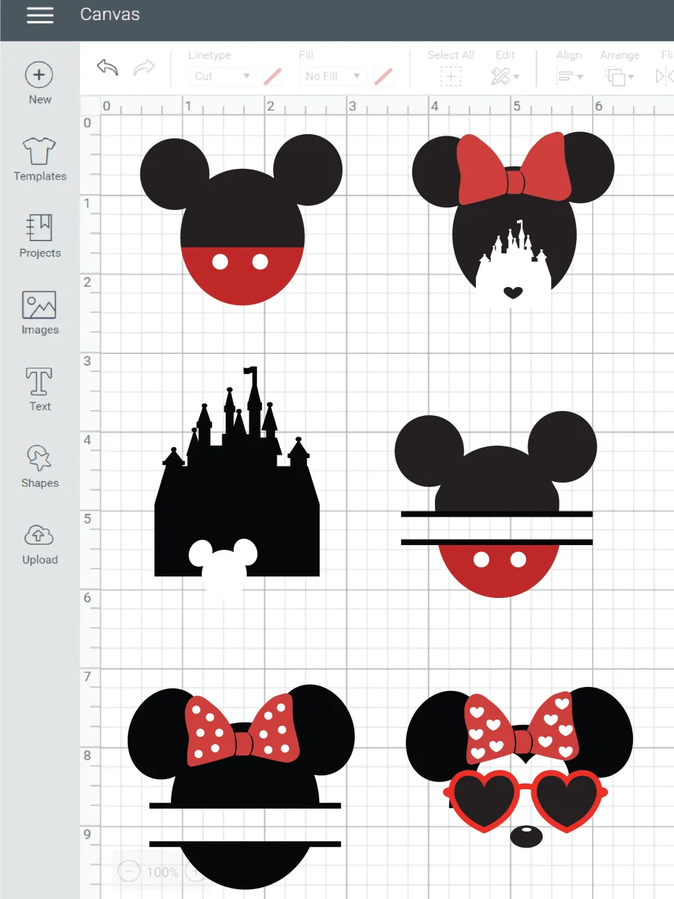 Free Disney SVG Files in 2020 Cricut svg files free