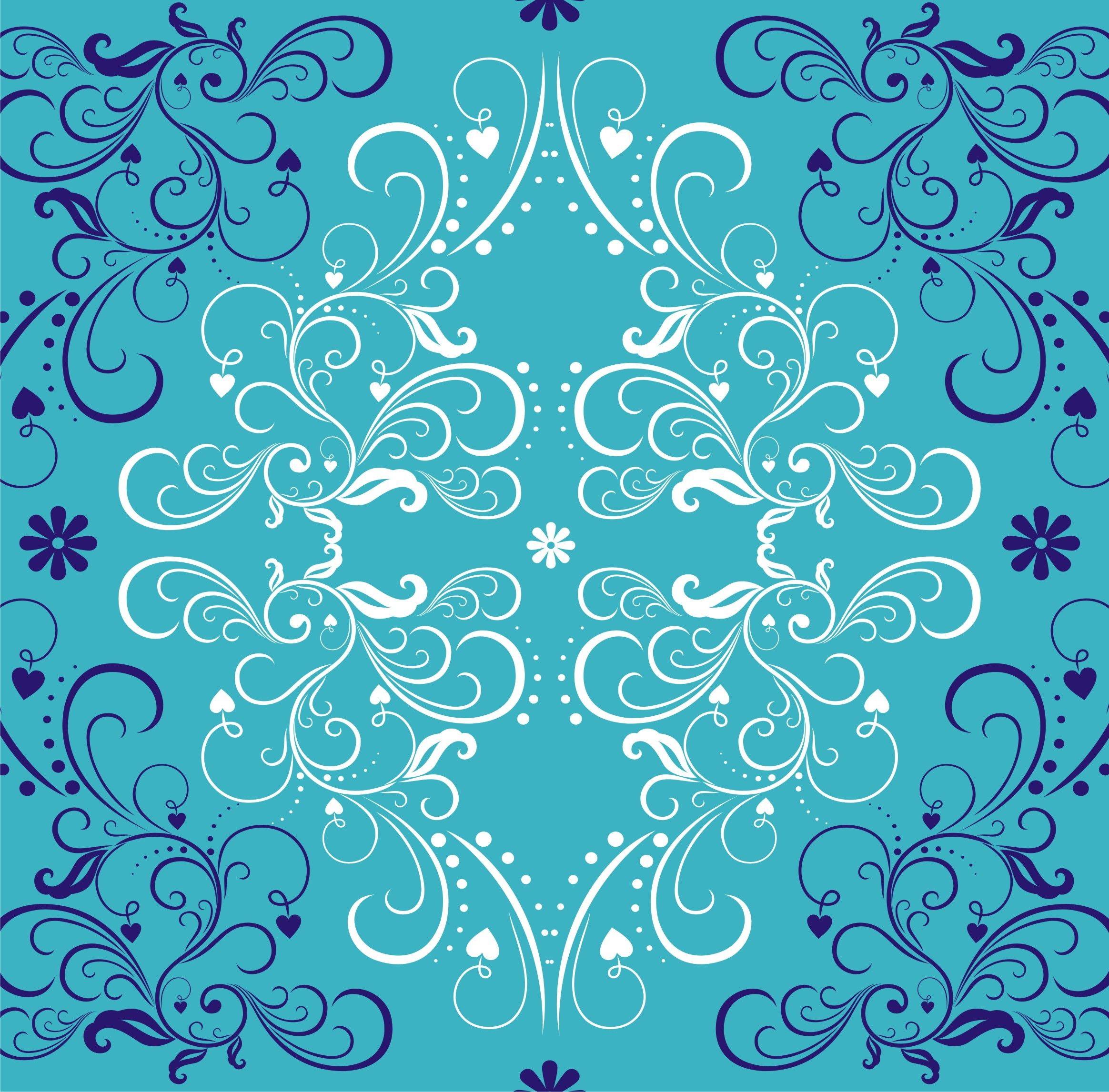 free vector 5 european pattern vector graphic available