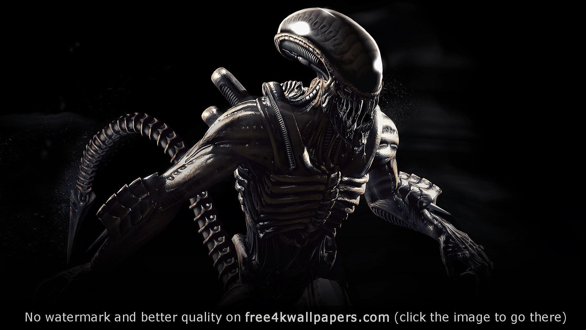 Desktop Backgrounds Alien Mortal Kombat X
