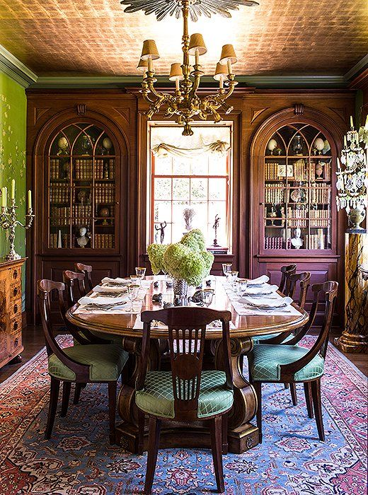 How 10 Top Designers Do A Formal Dining Room In 2020