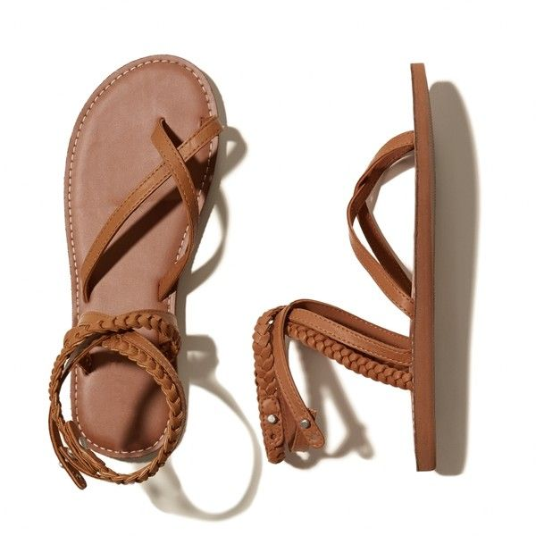 Girls Sandals Shoes Accessories 48 Liked On Polyvore