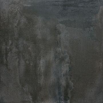 Cicogres Fuoco Fuoco Grafito 60x60 , Grès cérame, revêtements mur et sol, Mate, Effet béton, Non rectifié