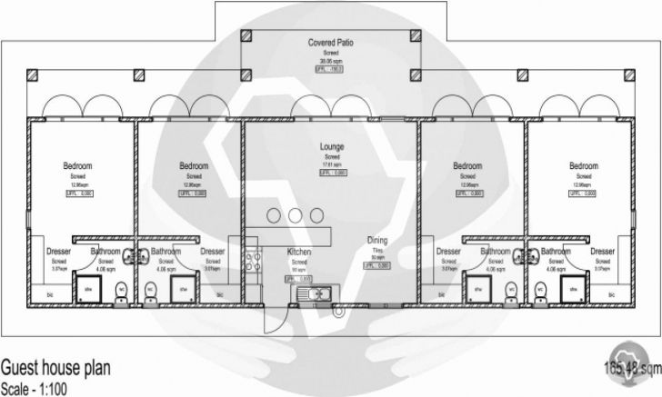 Guest House Plans