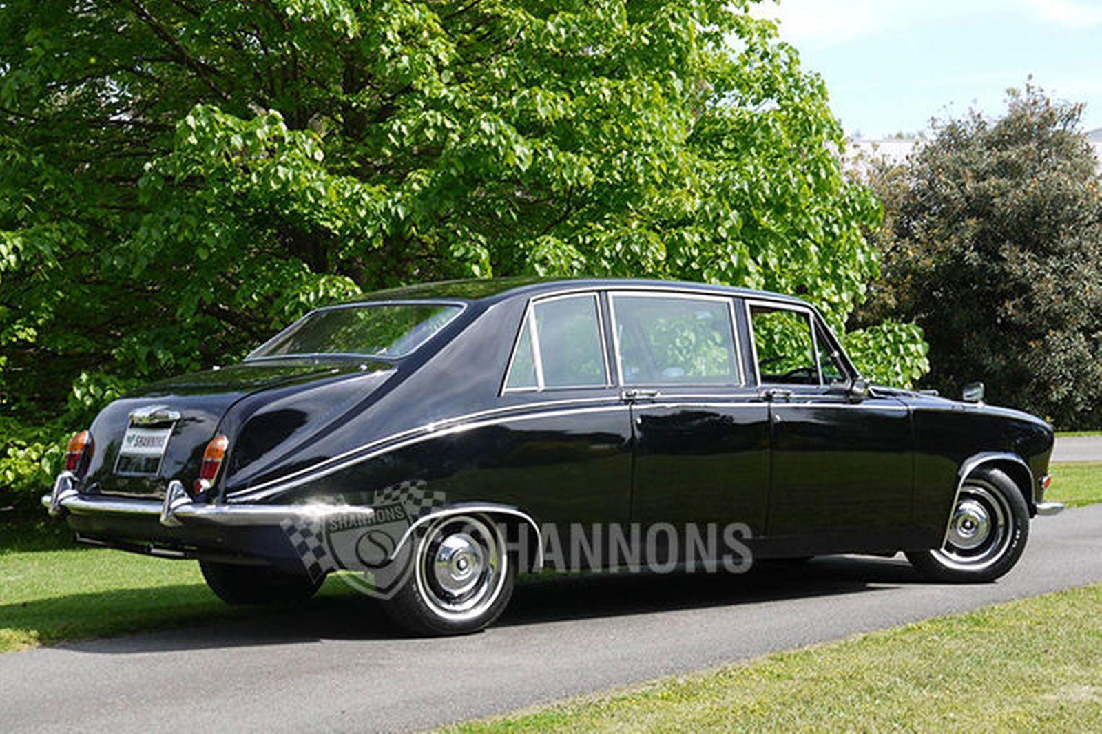 Daimler Ds 420 Limousine Englisch