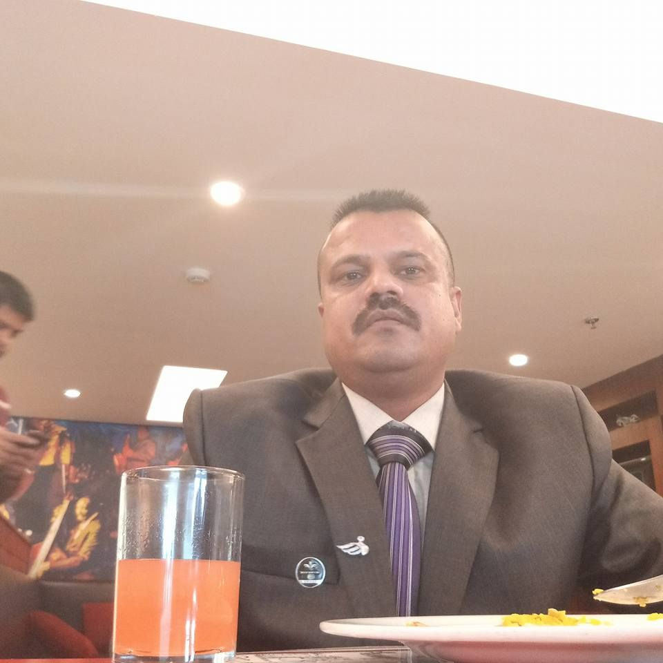 Rajesh Kumar Giri is the youngest son of Late Shree Kanti