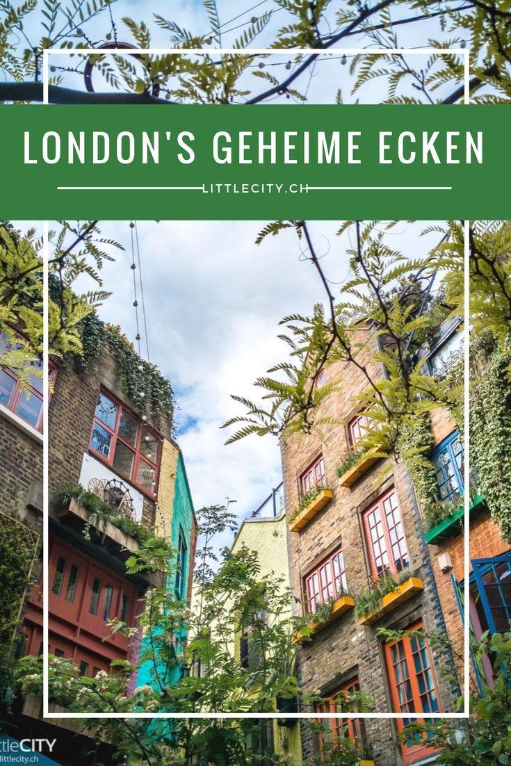 Rincones secretos de Londres