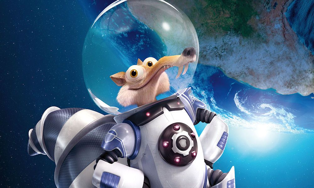 Ice Age Collision Course Trailer Arrives Ice age