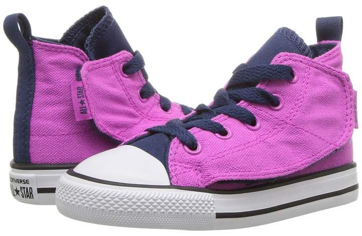 df9071bc18e962 Converse Chuck Taylor All Star Simple Step Hi Girls Shoes