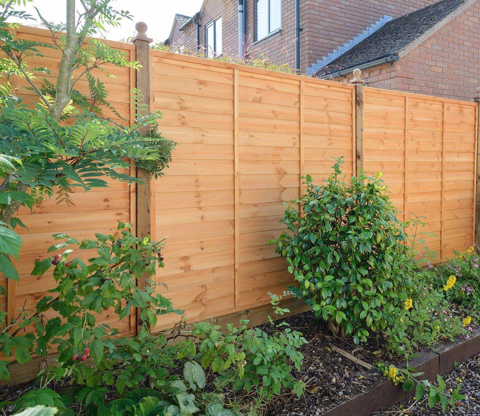 Ultimate 18m lap panels garden fence panels fence panel and ultimate 18m lap panels fence panelstrellis baanklon Choice Image