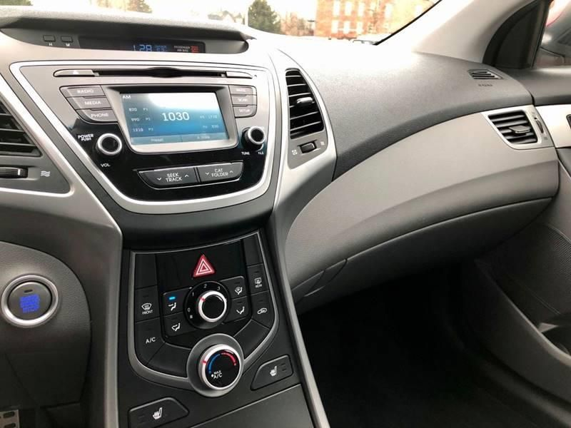 2014 Hyundai Elantra For Sale in Pennsburg PA Mayer