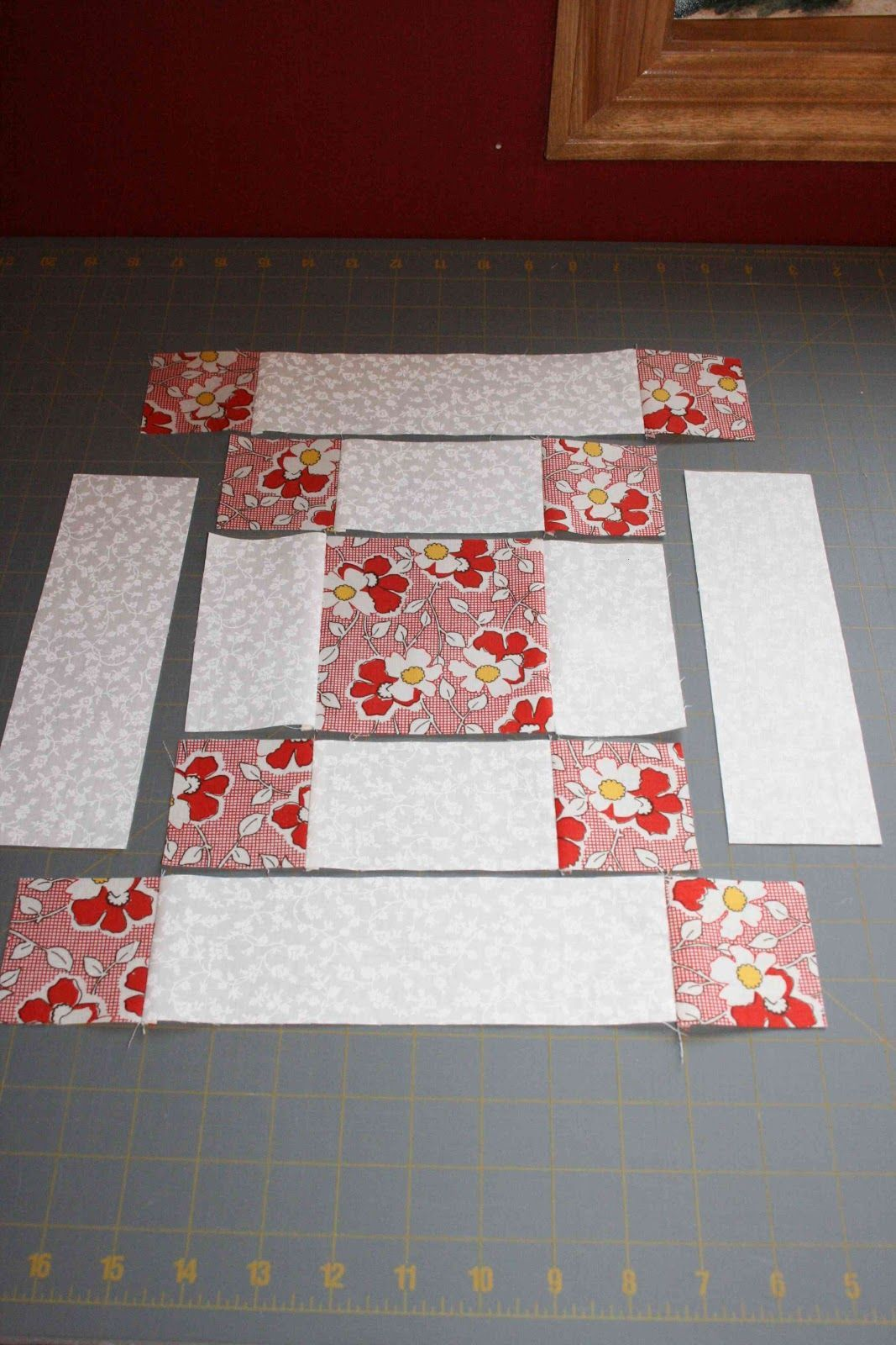 very easy block tutorial for beginning quilters   Obsessed with ...