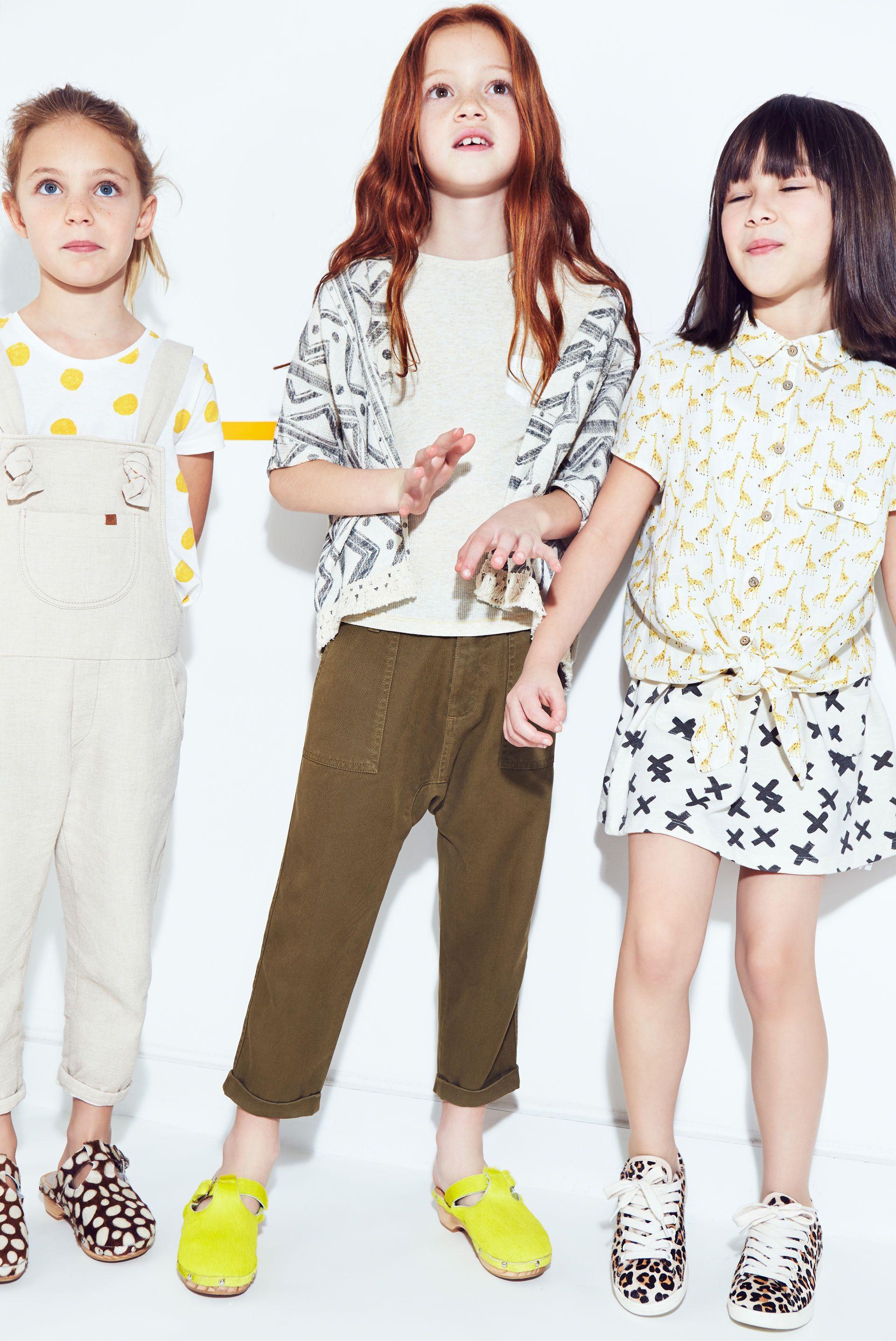 ZARA - LOOKBOOK - Look 12 | apparel | Kids outfits girls ...