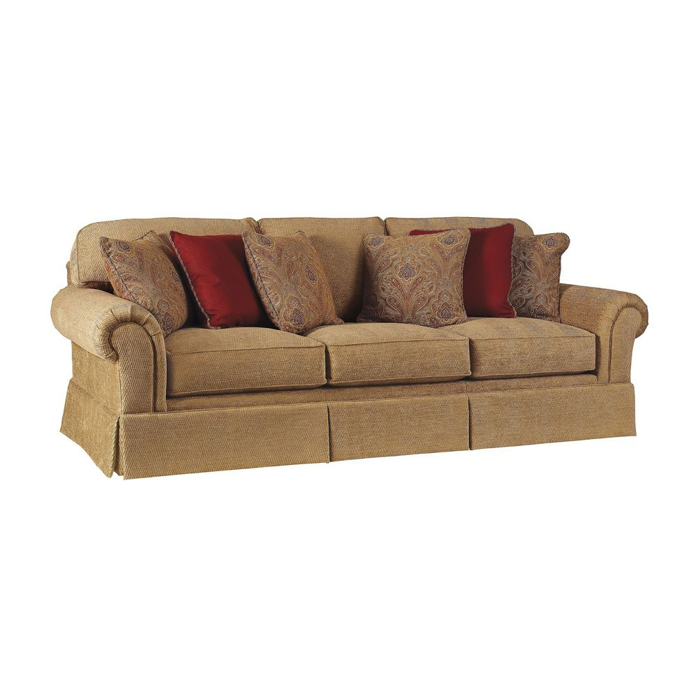 henredon sofa fabrics harvey s corner bed fireside rolled arm h9500 c sofas from furnitureland south