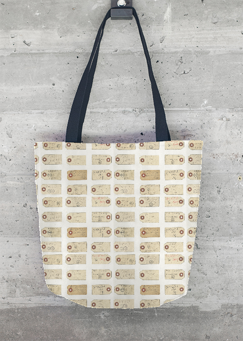 VIDA Tote Bag - Clarity QesLOu2m7r