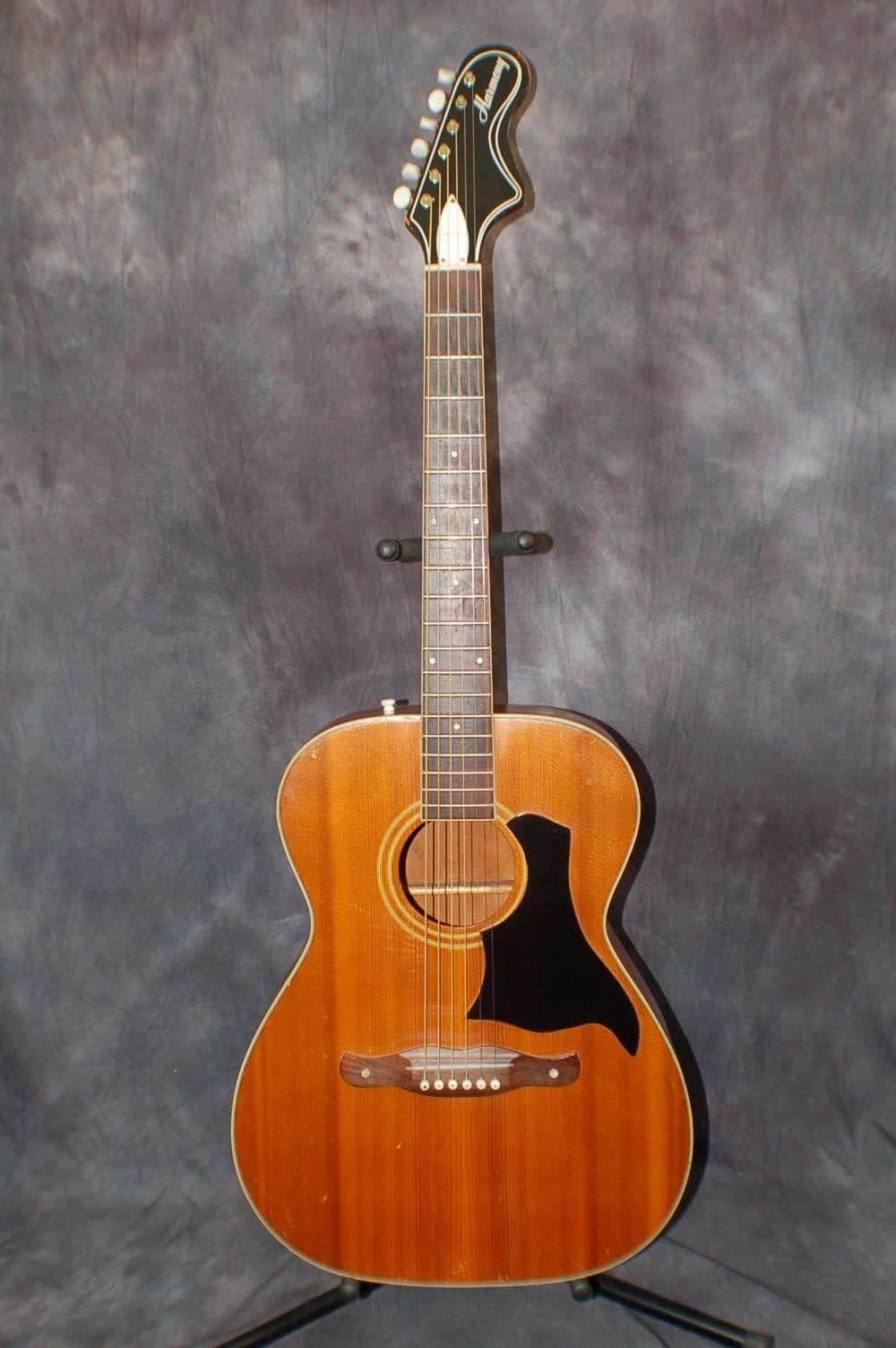 1969 Harmony H 168 Fender Headstock Model Acoustic Flattop Pro Setup Plays Great Softshell Case Lawman Guitars Reverb Unique Guitars Guitar Vintage Guitars
