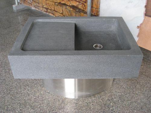 Spülstein Spülbecken aus Granit | In and eBay | {Spülbecken granit 43}
