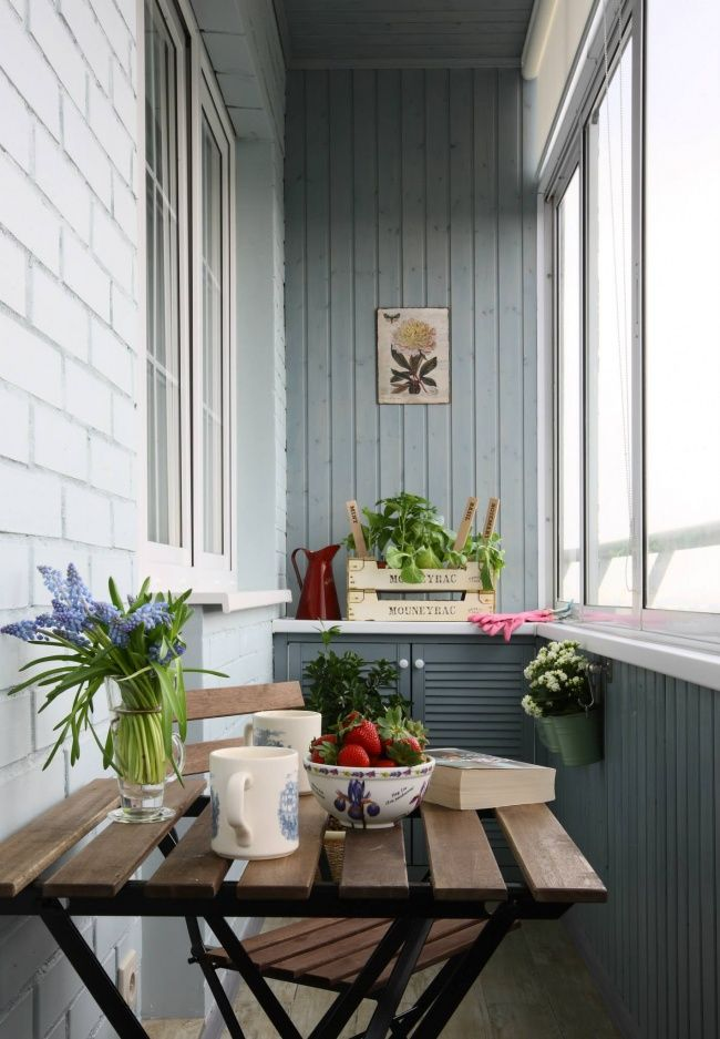 20 seriously creative design ideas for making a small balcony ...