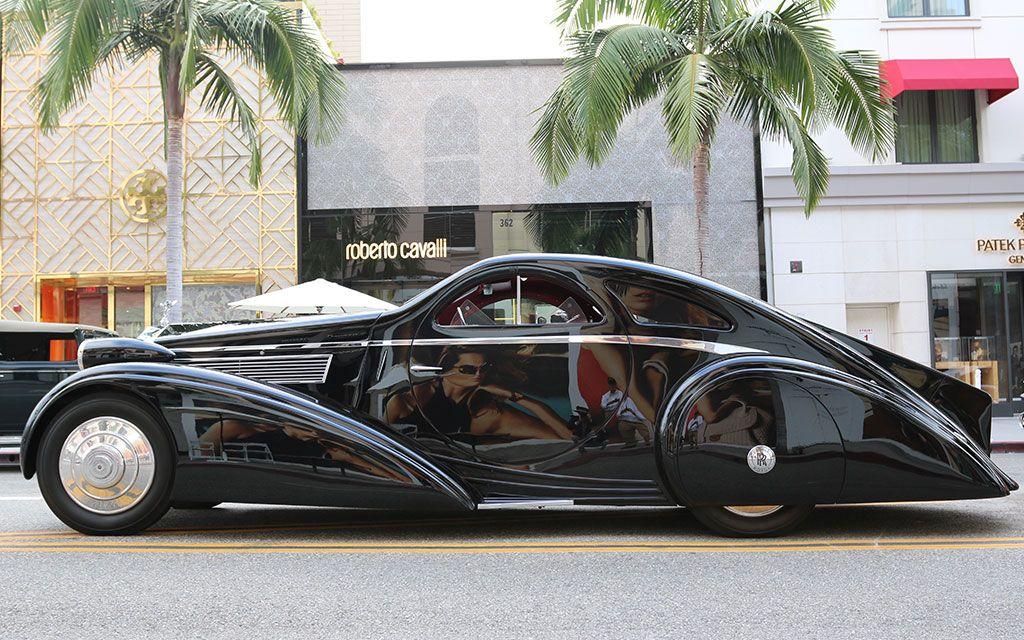 1925 Rolls Royce Phantom >> 1925 Rolls Royce Phantom 1 Jonckheere Coupe Round Door