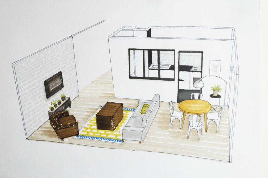 Que mettre a la place d 39 une verriere recherche google for Deco cuisine dessin