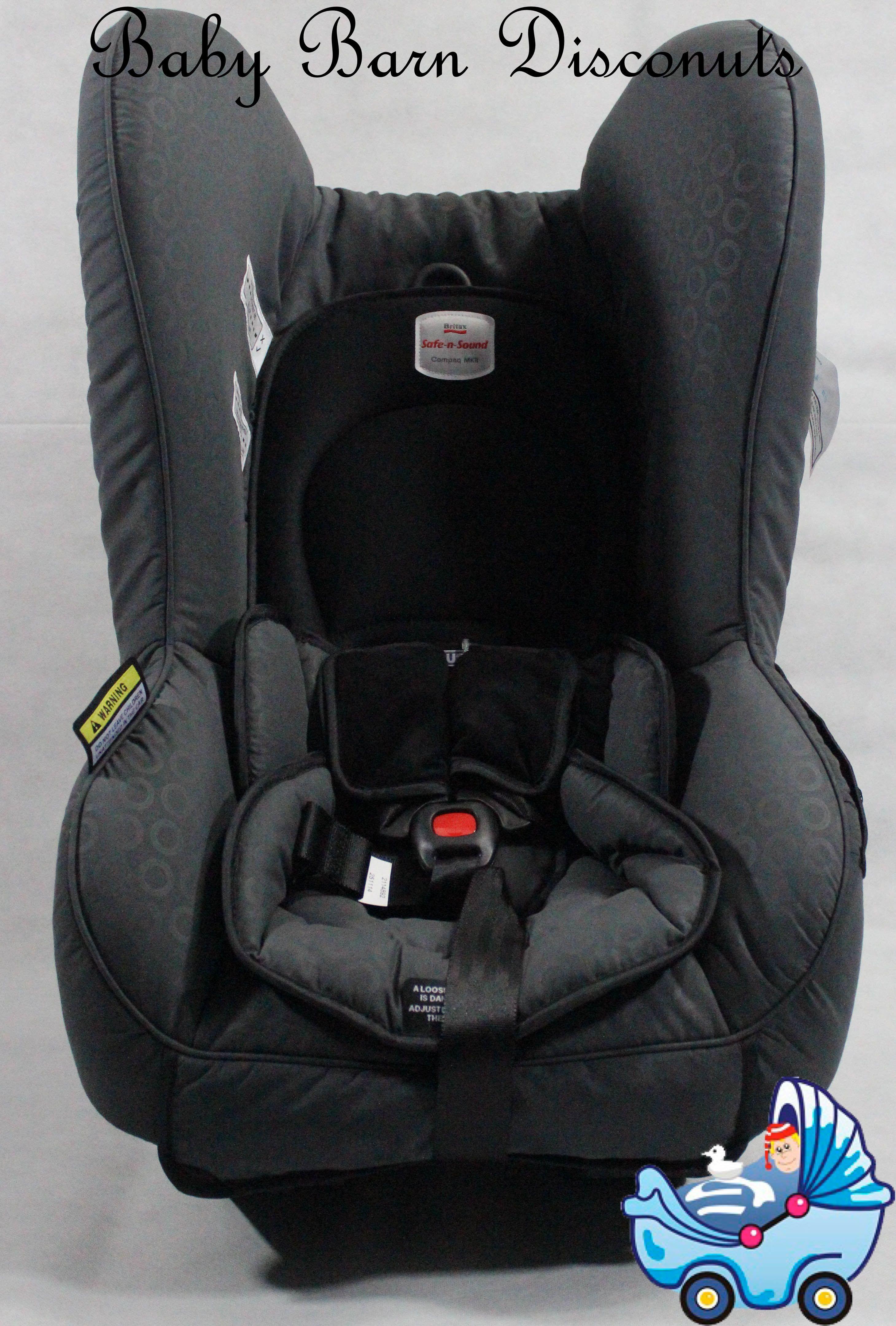 241dc72d2 Safe n Sound - Compaq MKII Convertible Car Seat