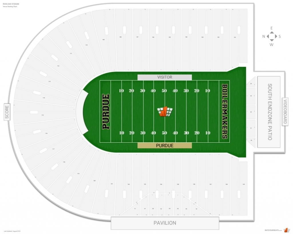 The Elegant Ross Ade Stadium Seating Chart Di 2020