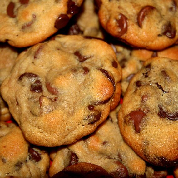 Ultimate Chocolate Chip Cookies by clearpink on Etsy, $12.95