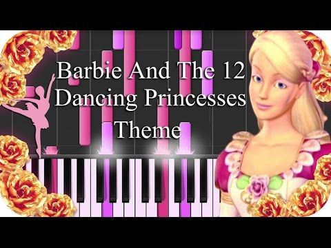 Barbie And The 12 Dancing Princesses Theme Song