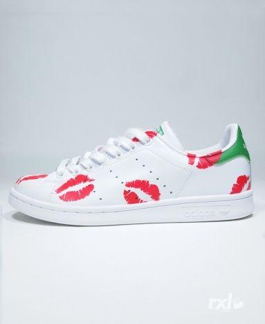 Paris Kisses Stan Rxl Custom Smith Original Adidas Remix bgf76IYyv