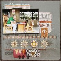 A Project by choose2b from our Scrapbooking Gallery originally submitted 09/25/12 at 10:00 AM