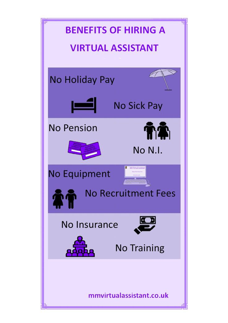 Benefits of hiring a virtual assistant mm virtual