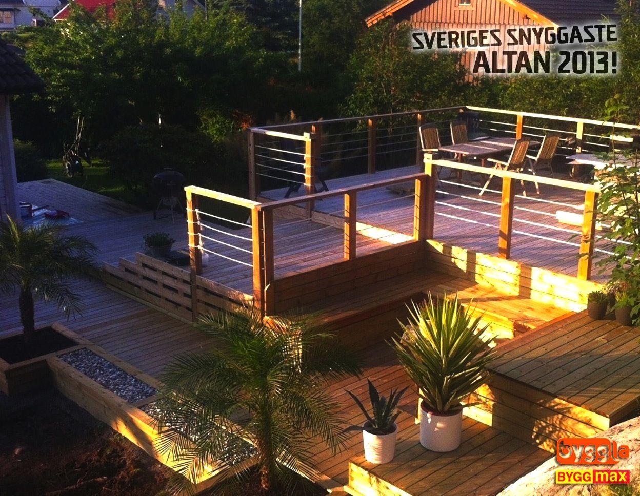 Vinnaren i byggtävlingen 'Sveriges Snyggaste Altan 2012' heter ...