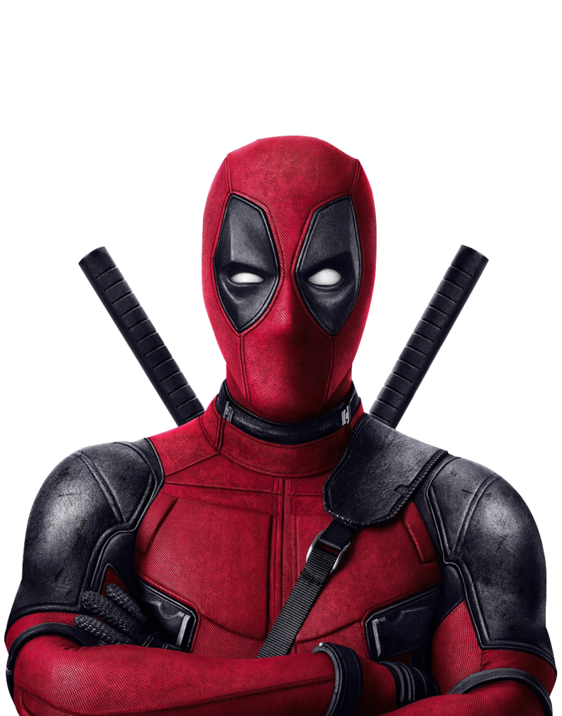 Deadpool Fan Art. (Deadpool Transparent) By Asthonx1