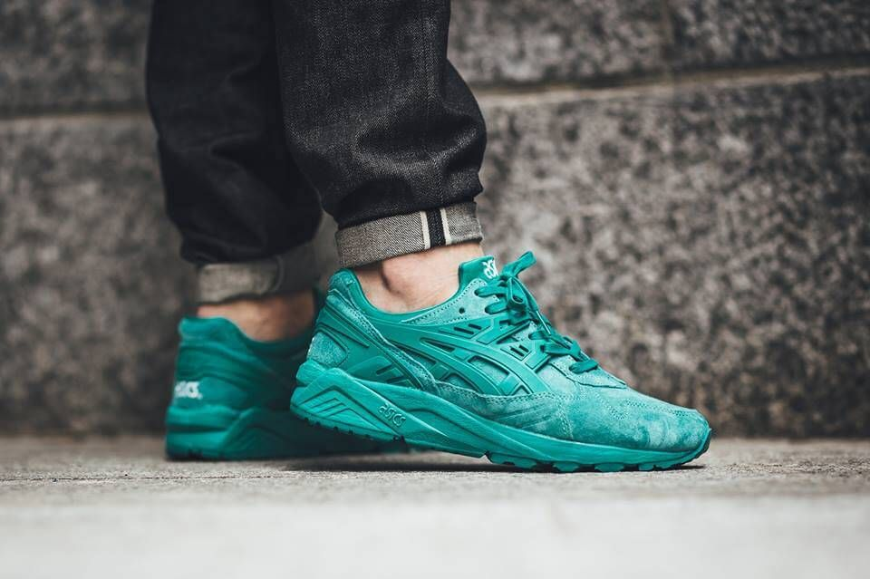 low priced a6d66 e8dda ASICS Gel Kayano Ocean Pack Spectra Green | sneakers | Asics ...