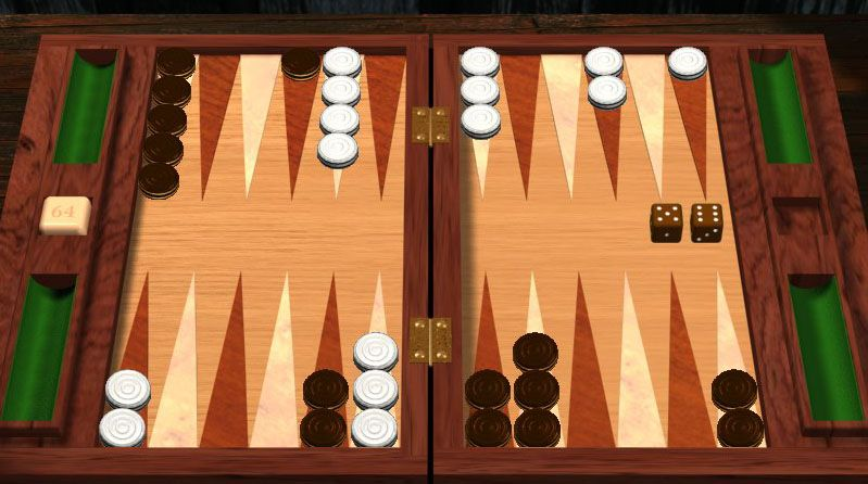 Backgammon Classic board games, Games, Vintage board games