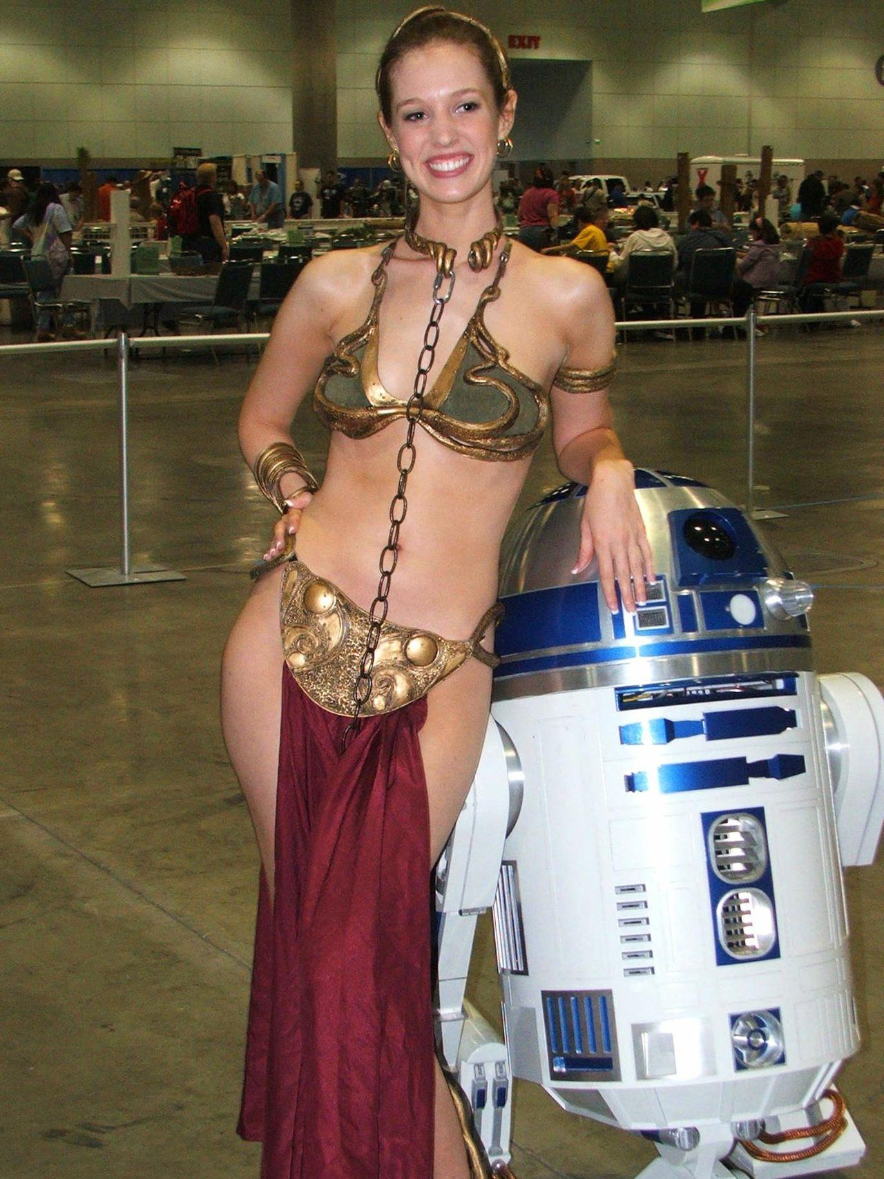 Thanks for star wars princess leia slave cosplay speak this