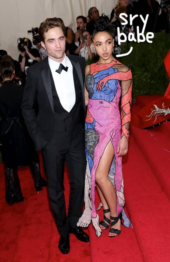 GASP! FKA Twigs Has Never Watched Fiancé Robert Pattinson In Twilight!