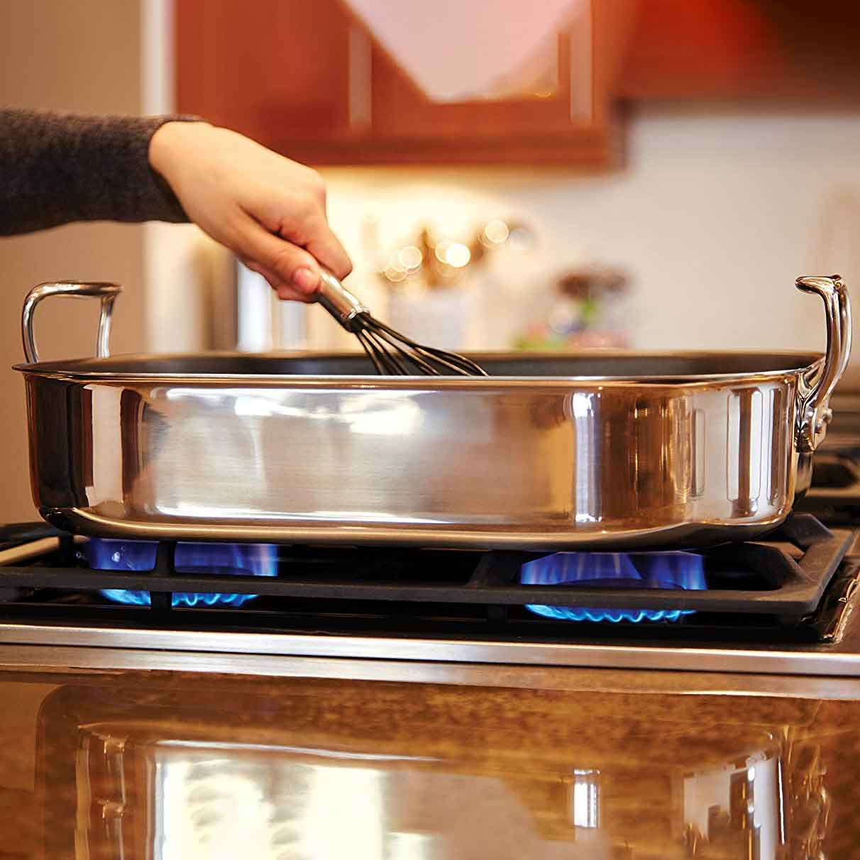 Allclad specialty cookware accessories stainless steel