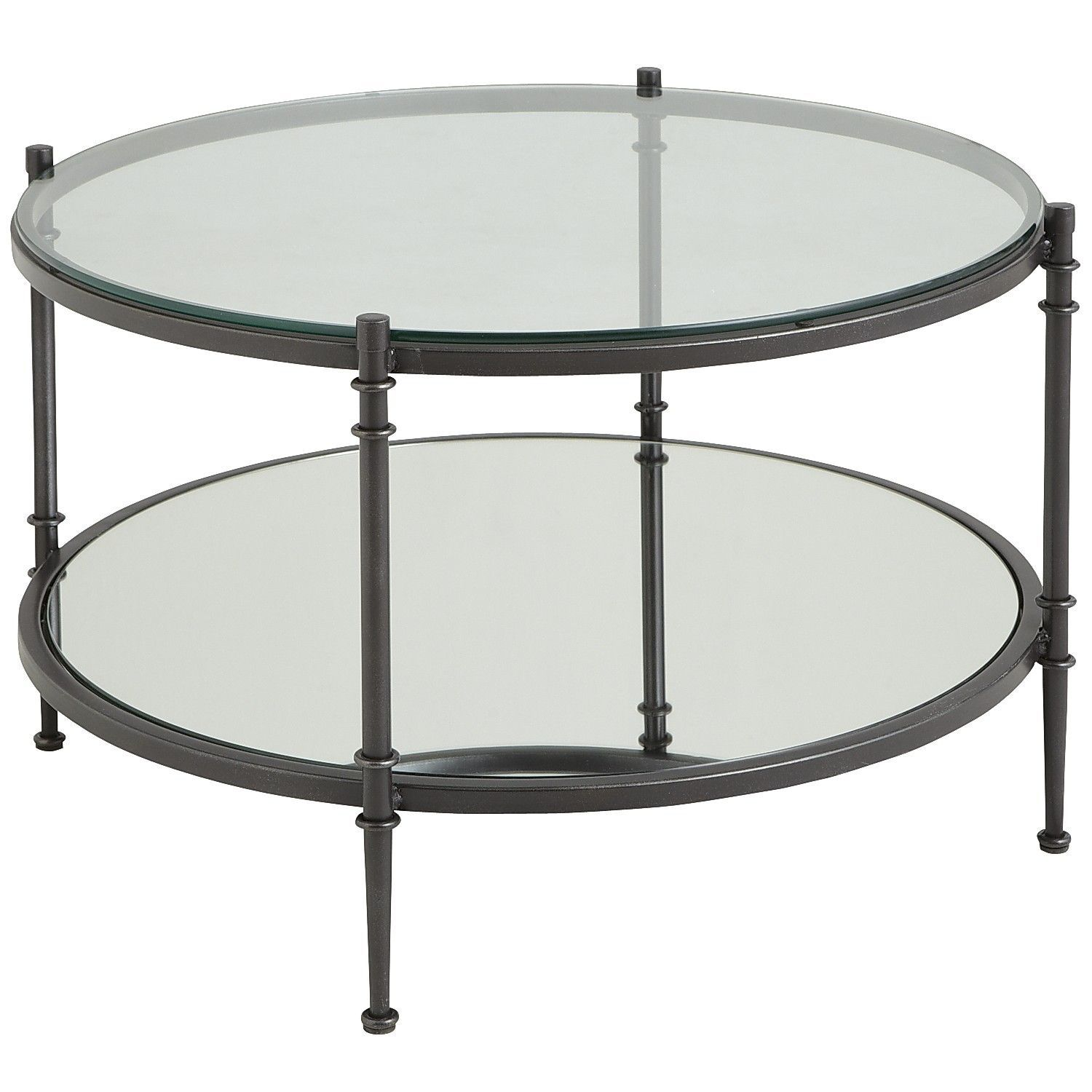 Merveilleux Clara Coffee Table   Gunmetal | Pier 1 Imports