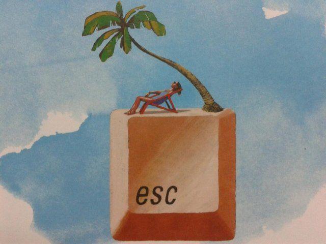 Escape plan...I want that!
