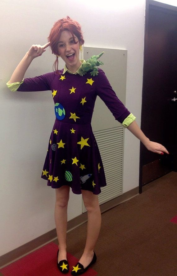 complete ms frizzle costumecosplay the magic schoolbus