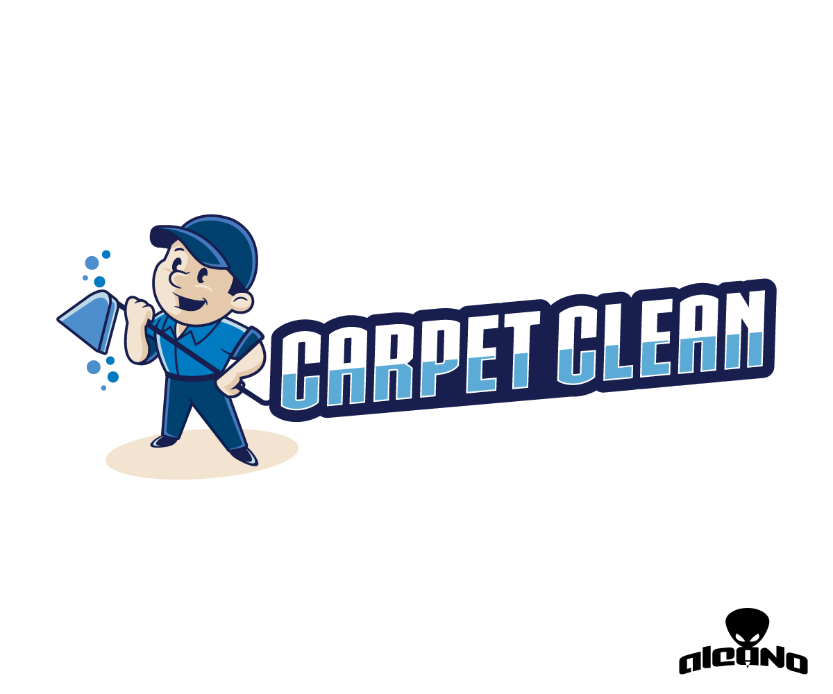 carpet cleaning logo logo designs by aleano pinterest logos