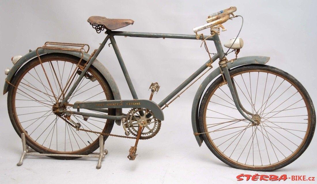 4 speed luxury model Hirondelle retro-directe - Bicycles / Archive - Sold / Archive - Sold / Archive - ŠTĚRBA-BIKE.cz