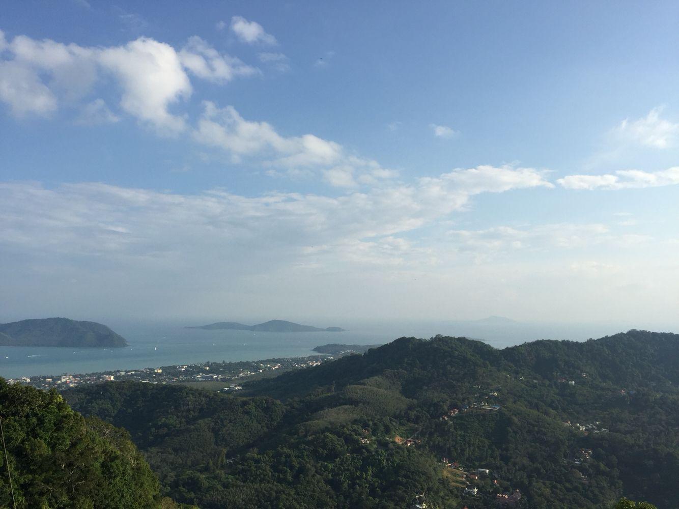 Traveling phuket thailand