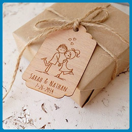 Wedding Favor Tags Personalized Thank You Tags Rustic Custom Favor